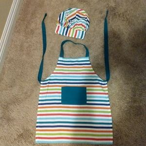 Circo Kids Apron and Chef's Hat